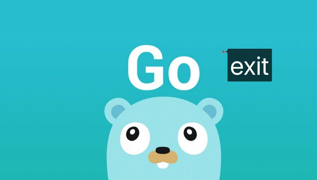 go exit