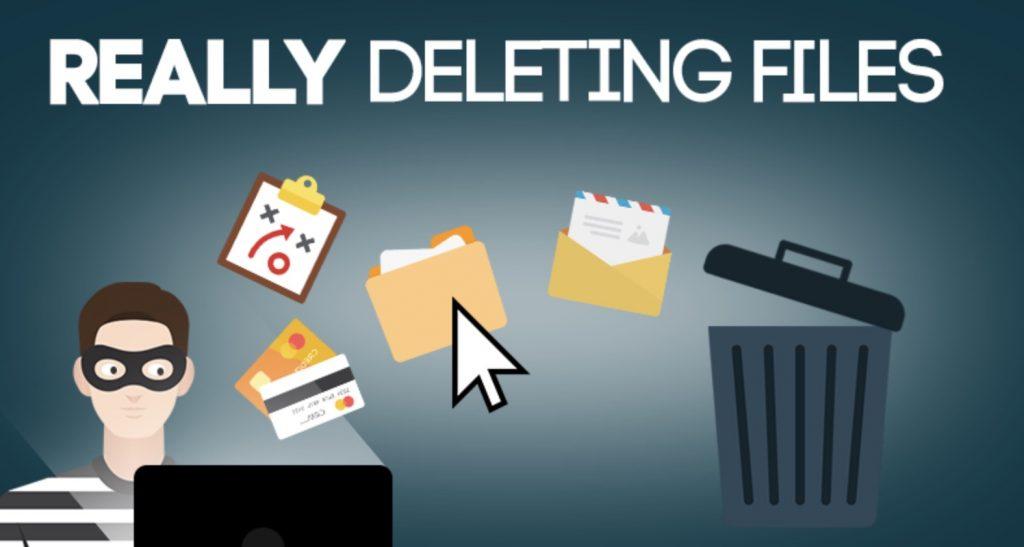 彻底删除文件