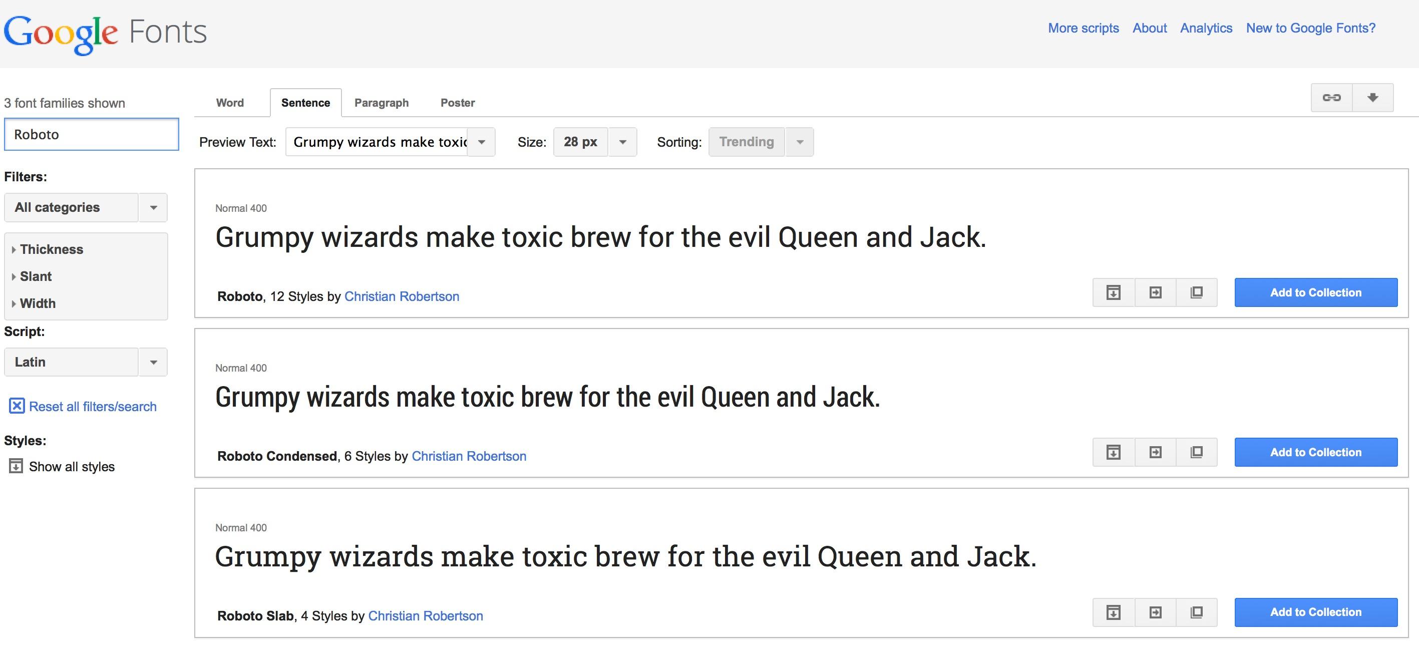 roboto-google-font