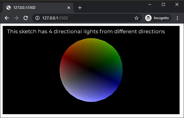 four-directional-lights